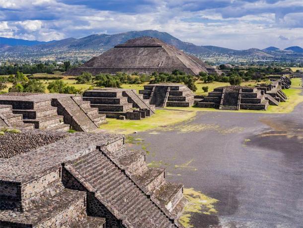 Stunning view of Teotihuacan. (SimoneGilioli / Adobe Stock)