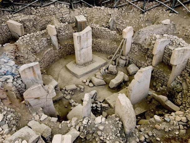 Ancient Site of Göbekli Tepe in Southern Turkey (Brian Weed/ Abode Stock)
