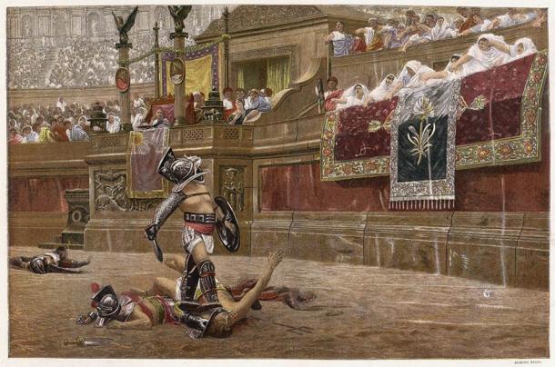 Gladiators in the arena (Archivist / Adobe Stock)
