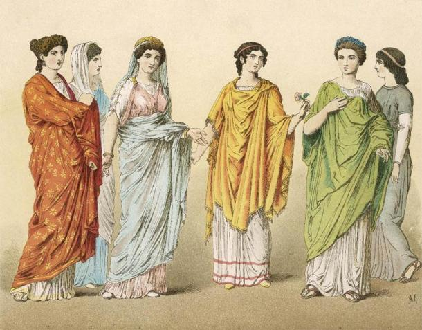 Women had different treatment when they were assigned to the ancient Roman classes. (Archivist / Adobe)