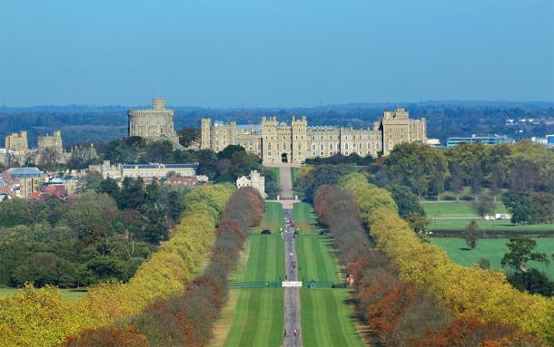 The Long Walk and Windsor Castle. (Chris Lofty / Adobe stock)