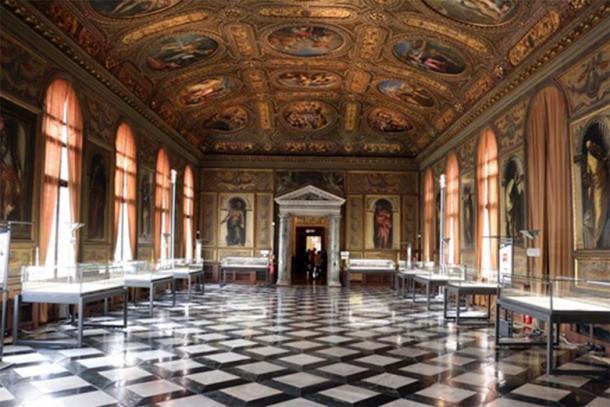 Biblioteca Nazionale Marciana (Public Domain)