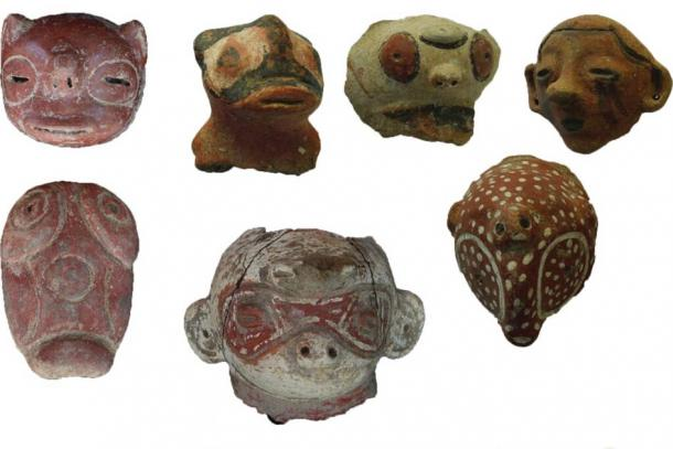 The Caribbean Ceramic Age people had a different genetic profile, most similar to Arawak-speaking groups in northeast South America, and this is the type of pottery they created. (Harvard Gazette / Harvard University)