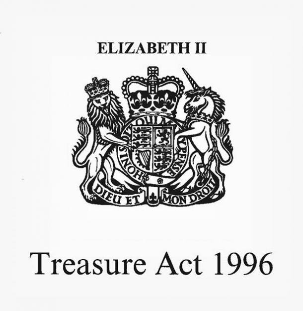 The UK Treasure Act of 1996 AD, which is currently being revised, deals with who gets what when treasure is found by pro and amateur treasure hunters. (Holistic Auction Ltd.)