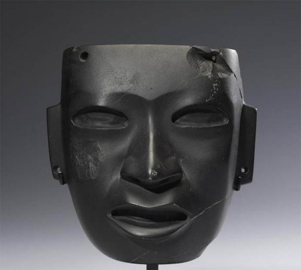 Teotihuacán-style mask, Classical period. (Walters Art Museum/CC BY-SA 3.0)