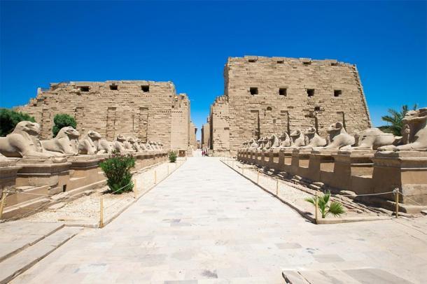 The Great Temple of Amun at Karnak, Egypt. (Pakhnyushchyy / Adobe stock)