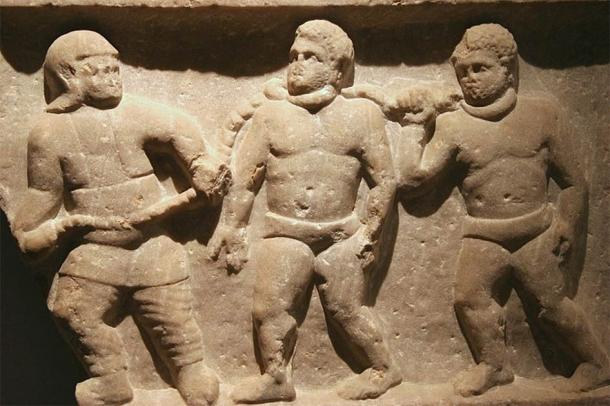 Slavery was an important part of the Roman Economy. (Ashmolean Museum / CC BY-SA 2.0)