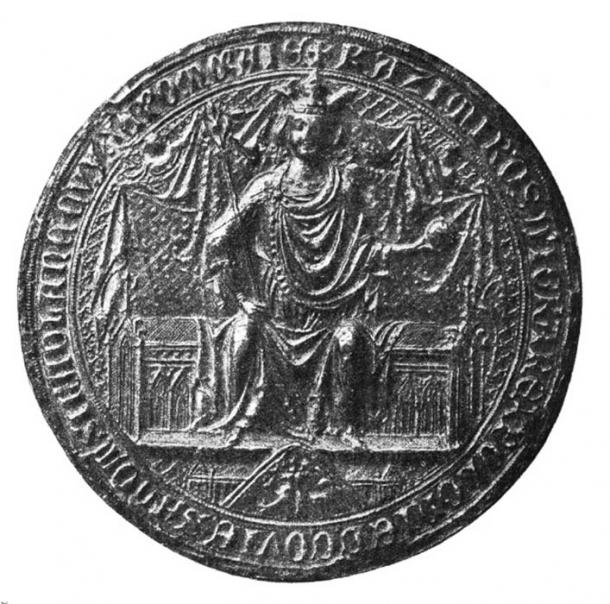 Casimir the Great of Poland depicted on an ancient coin of the realm. (Zygmunt Gloger / Public domain)