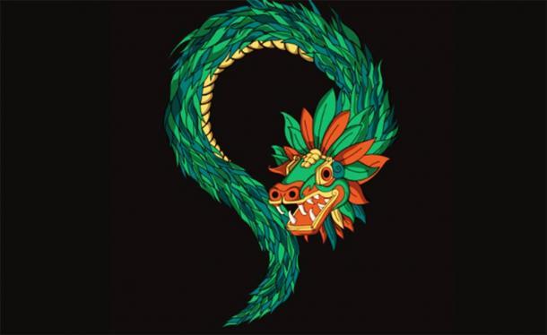 Quetzalcoatl. (guillermo /Adobe Stock)