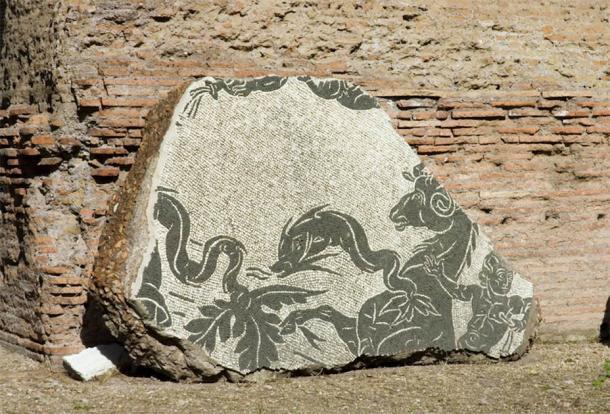 Caracalla mosaic, Rome, Italy  (Pierrette Guertin / Adobe Stock)