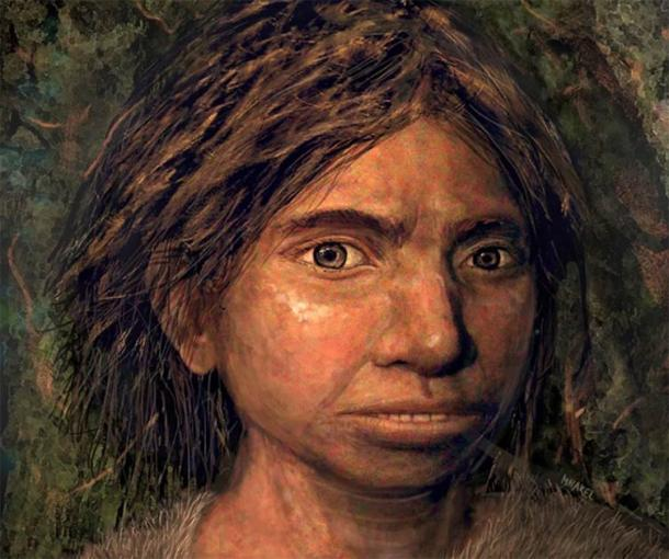 In September 2019 scientists used epigenetics to work out the possible physical makeup of a Denisovan face. Their reconstruction won the 2019 Science magazine's People's Choice for Breakthrough of the Year. (Maayan Harel)