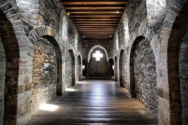 La antigua capilla del castillo de Gravensteen (bbsferrari / Adobe Stock)