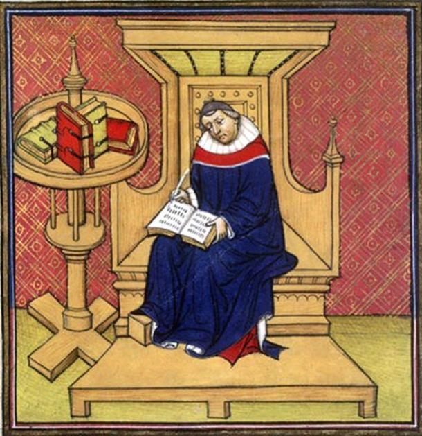 Capellanus' book De Amore is one of the most unique literary works of the European medieval era. (Public domain)