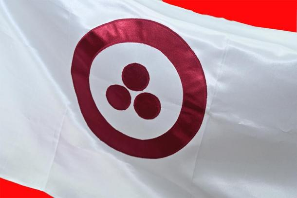 Banner of Peace, symbol of the Roerich Pact (Yosef/ Adobe Stock)