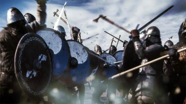 Vikings in battle. (Альберт Гизатулин /Adobe Stock)