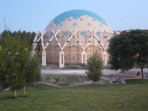 Planetarium of Omar Khayyam – Nishapur. (CC BY-SA 3.0)