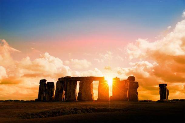 Stonehenge is one of the world's most famous prehistoric monuments. This huge megalithic monument, a unique stone circle, was erected in the late Neolithic period about 2500 BC. There have been many theories on why it was built. (Delphotostock / Adobe Stock Photo)