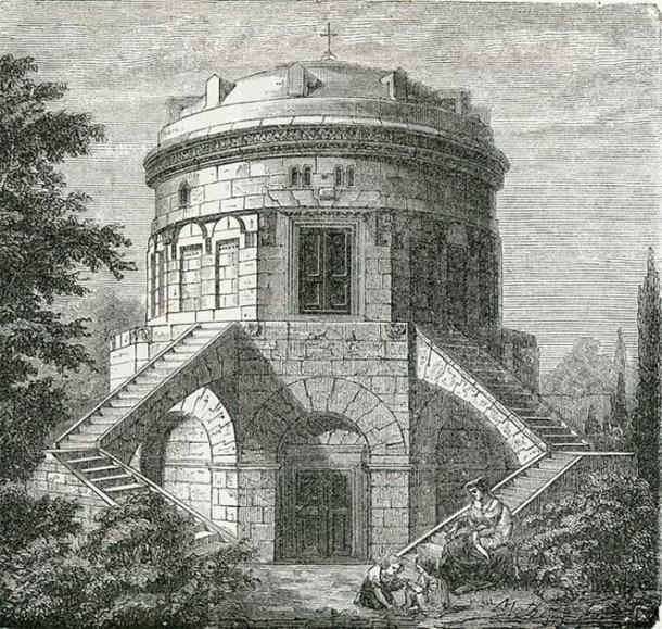 The mausoleum of Theodoric the Great is viewed as one of the few architectural constructions that remain as testament to the transition of Italy from the Roman to Gothic periods. (Public domain)