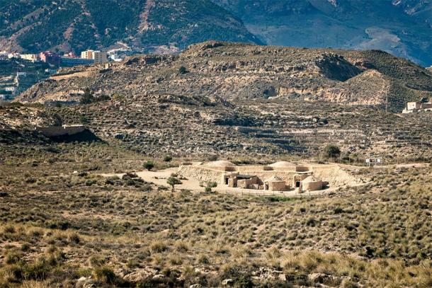 View of los Millares archaeological site in Almeria, Spain. (Lux Blue / Adobe Stock)