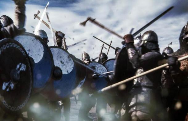 Viking battle scenes are always exciting! (Альберт Гизатулин /Adobe Stock)