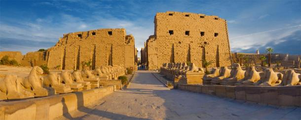 Great Temple of Amun, Karnak, Egypt. (Anton / Adobe stock)