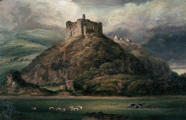 Harlech Castle has borne witness to a violent history of war and rebellion. (Public domain)