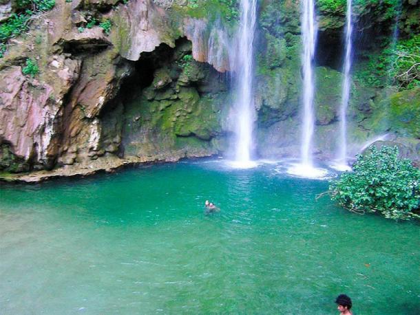 The waterfalls of Akchour (Jodal rachid / CC BY-SA 4.0)