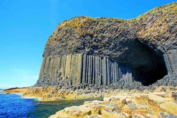 Fingal's Cave. Credit: totajla / Adobe Stock
