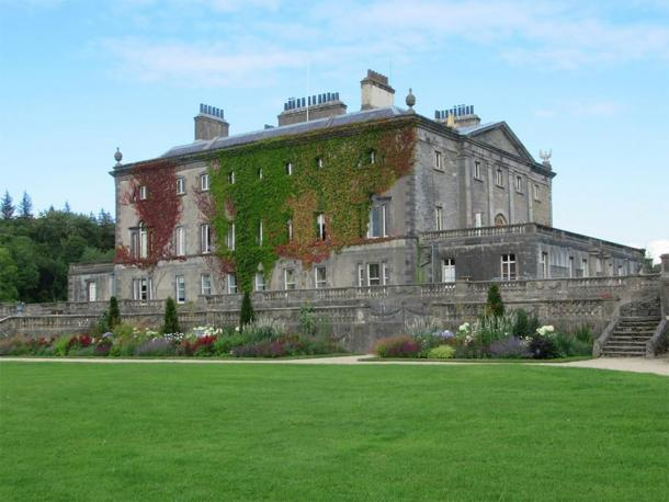 Westport House estate in County Mayo, which was once owned by Howe Peter Browne, 2nd Marquess of Sligo. (David Stanley / CC BY 2.0)