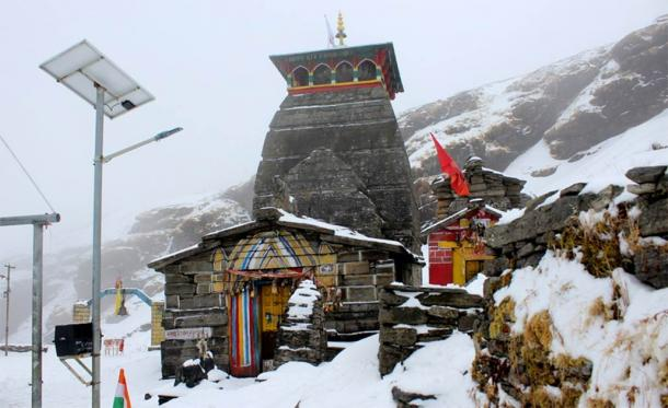 Tunganath Temple is the second temple on the Panch Kedar pilgrimage route. (Sushant Pandey / Knowledge of India)