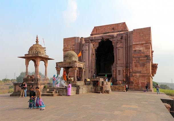 Shiva Temple, Bhojpur, Madhya Pradesh, India. (Bernard Gagnon / CC BY-SA 3.0)