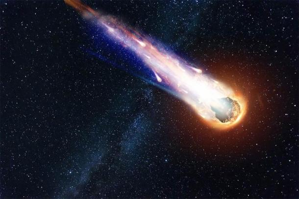 The Keystone team suggest that there was a comet strike around 11,600 years ago. (Aliaksandr Marko /Adobe Stock)