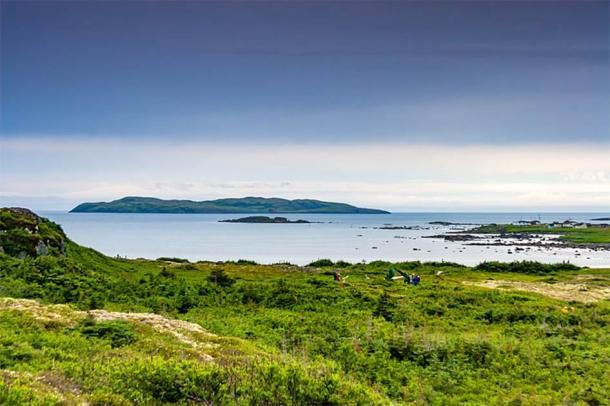 Anse aux Meadows, Newfoundland, Canada. (CC BY 2.0)