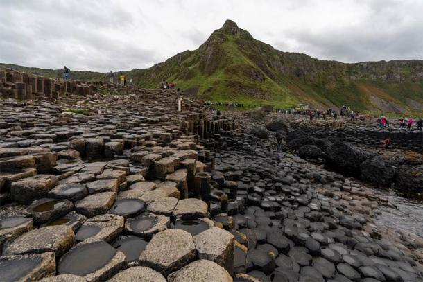 The Giant's Causeway has remained a much-loved place for visitors for centuries. Credit: Ioannis Syrigos