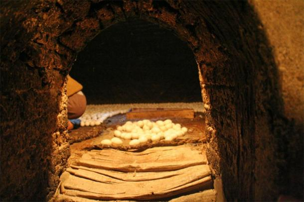 Over 200 Egyptian egg ovens are still operating today and preferred to modern day technology. (Lenny Hoferwerf / Courtesy of Food And Agriculture Organization of the United Nations (2006) / Reproduced with permission)