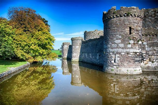 Beaumaris Castle in Anglesey in Wales. (WebStudio / Adobe stock)