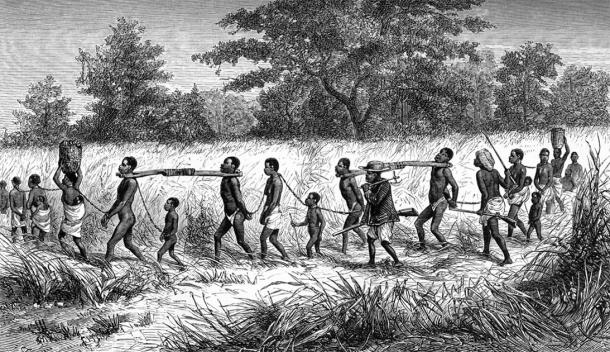 The 2nd Marquess of Sligo went against the status quo when it came to Slavery in Jamaica. Pictured: a depiction of slavery in what could be Jamaica. (David Livingstone / Public domain)