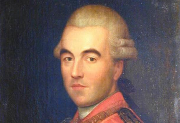Portrait of Count Sergei Saltykov, 1726- 1765 (Public Domain)