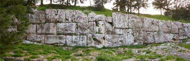 Remarkably huge megalithic Category 2 and 3 ashtar masonry displayed on the Pnyx Hill, Athens. (George E. Koronaios / CC BY-SA 4.0)