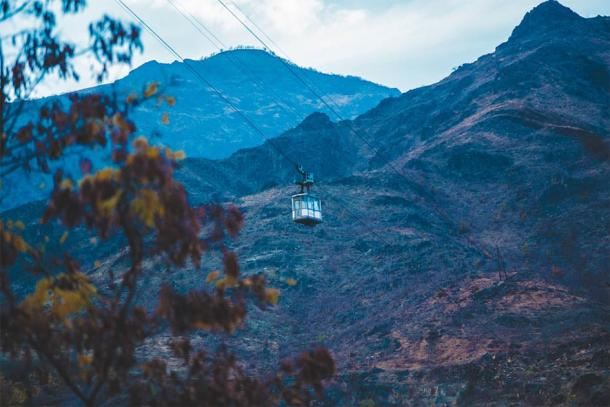 The construction of the Wings of Tatev cable car in 2010, gave the Tatev Monastery a new lease of life, attracting tourists to the area. (Wirestock / Adobe Stock)