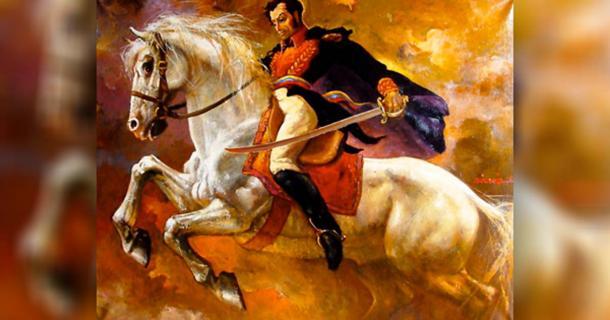 Miguel de Buria's legend joins the ranks of other Latin American heroes including the liberator and revolutionary hero Simon Bolívar. (Antonio Marín Segovia / CC BY-SA 2.0)