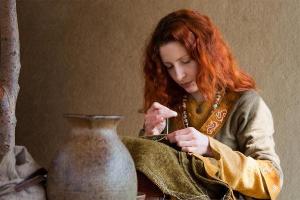 Viking women had set roles in society. (Hans Splinter / CC BY-ND 2.0)