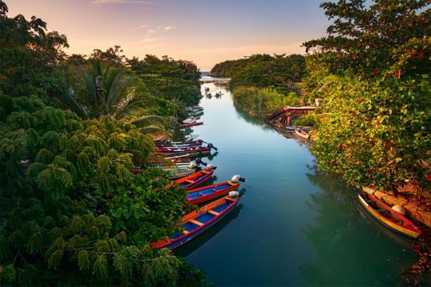 The White River in modern day St Ann, Jamaica. (LBSimms Photography / Adobe stock)
