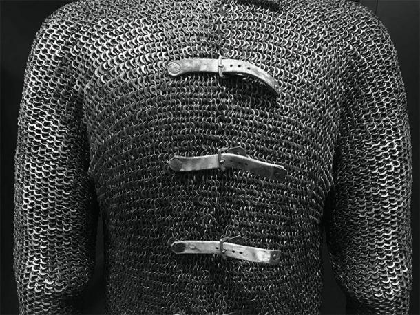 Example of chainmail armor from Cleveland Museum of Art, Cleveland, US. (Roy Luck / CC BY 2.0)