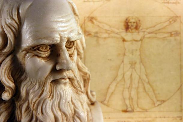 Se alega que Leonardo da Vinvi ha usado la proporción áurea ampliamente en sus obras. (myper / Adobe Photo)