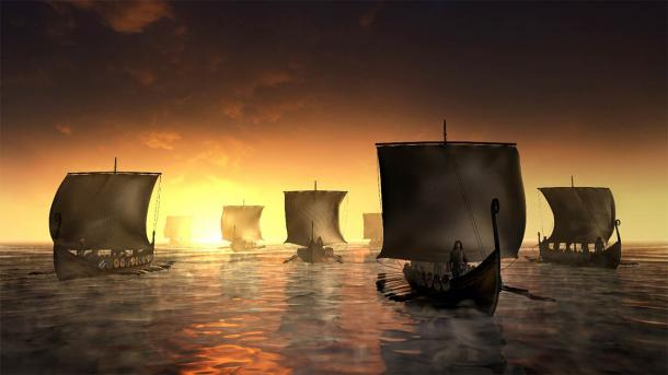 The Rus's Vikings attacked the Byzantine capital in the 940s AD but were consumed by Greek Fire like the Arabs before them. (Vlastimil Šesták / Adobe Stock)