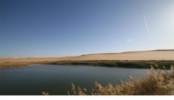 Siwa Oasis in the Modern day. (sulaiman / Adobe stock)