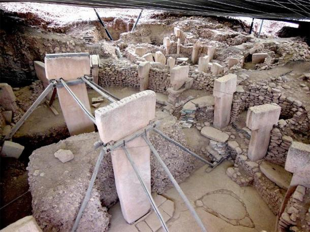 Göbekli Tepe in southeastern Anatolia. Who built it, when and why? (Image credit: Andrew Collins)