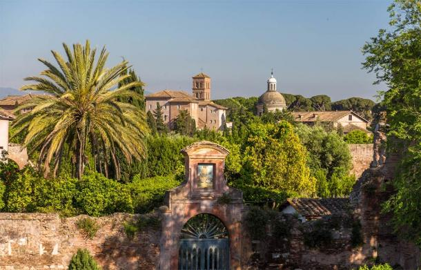 Caelian Hill is known for its elaborate Republican homes. (Leonid Andronov / Adobe Stock)