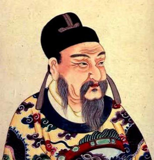 Emperor Gaozu of Tang. (Public domain)